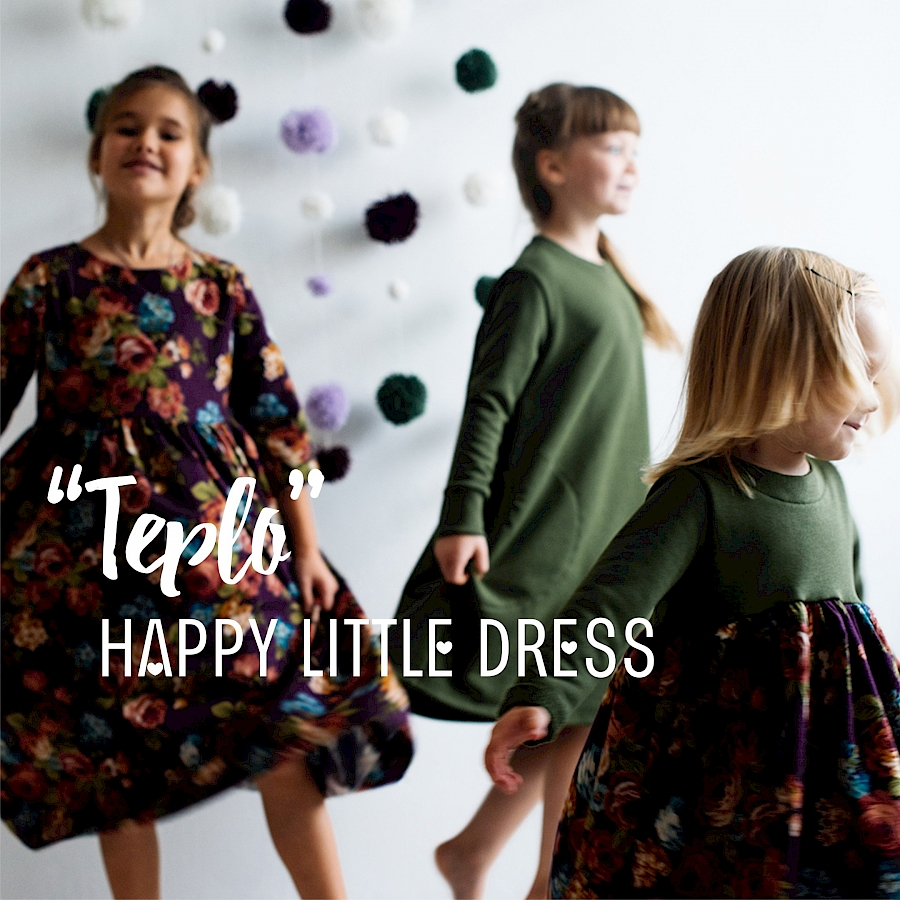Happy Little Dress by Juliya Zhdanova, Image-1